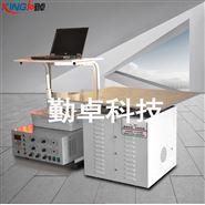 电路板虚焊高频振动试验机 电磁式测试台