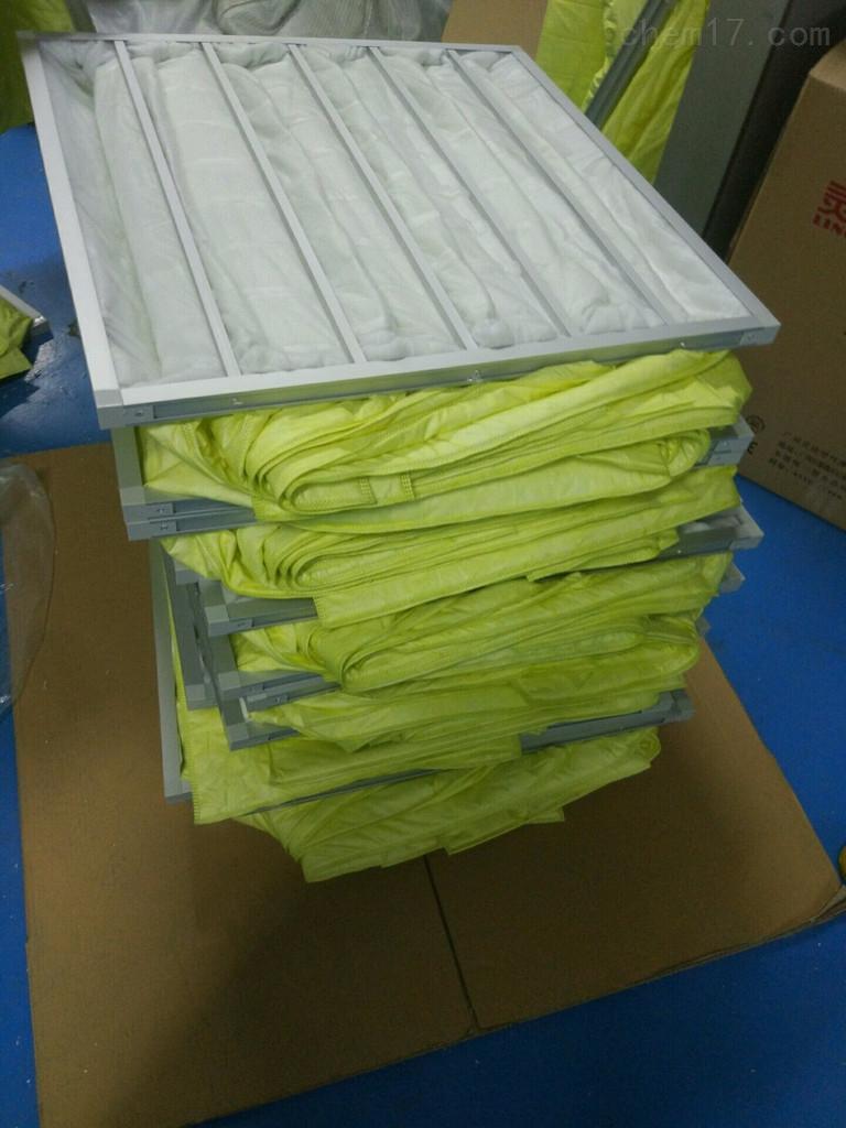 化纤袋式空气过滤器
