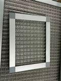 耐高温金属网初效过滤器