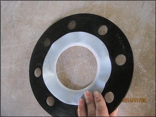 乌海市压力容器密封垫,四氟包覆橡胶垫,聚四氟乙烯包覆垫