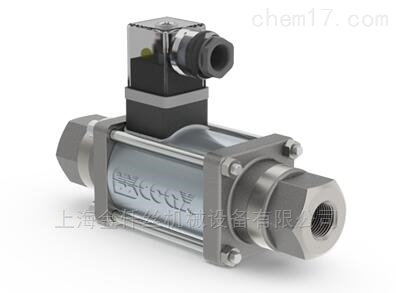 COAX 2/2路直动式同轴阀MK 10 240/600 PSI