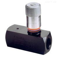FS美国PARKER手机版单向节流阀原装手机版