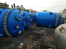 二手5吨中国太极反应釜