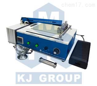 MSK-AFA-HC100加热型平板涂覆机