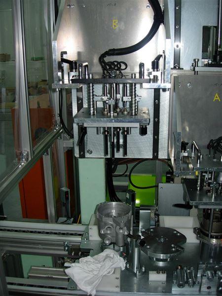 爱德蒙得涡旋压缩机测量工作站