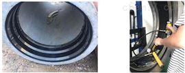 管道非开挖修复不锈钢双胀环管道局部修复