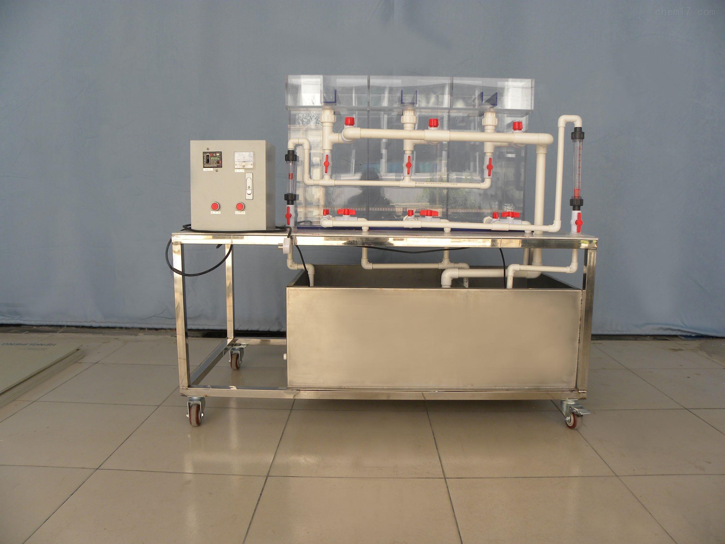 普通快滤池实验装置
