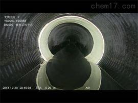 CIPP局部树脂固化修复管道非开挖修复案例