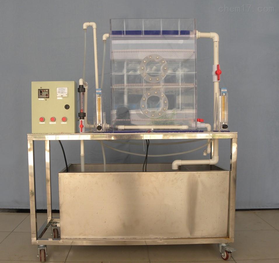 多层滤料滤池实验装置