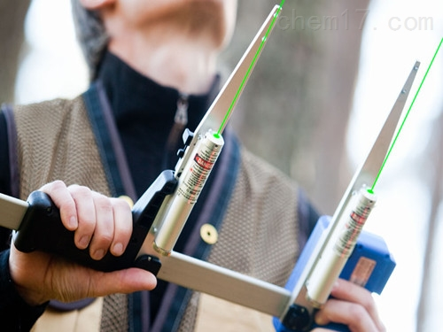 Gator Eyes绿色激光发射器 树木直径测量仪 激光测径仪