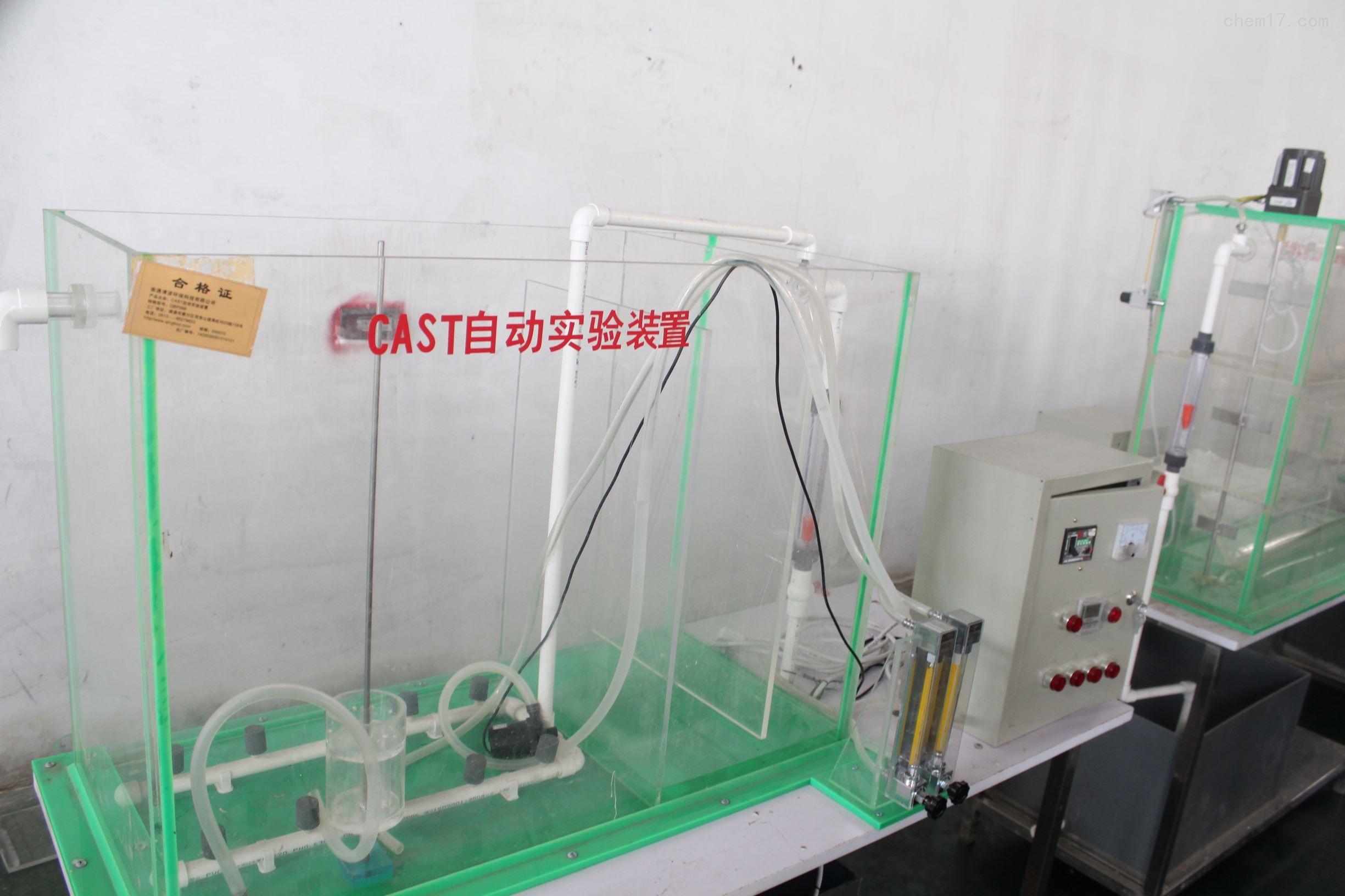 CAST反应器处理实验装置