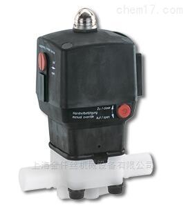 德国GEMU高纯度隔膜阀600 HP类型