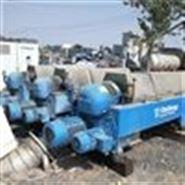 9成新二手污泥脱水用卧螺离心机