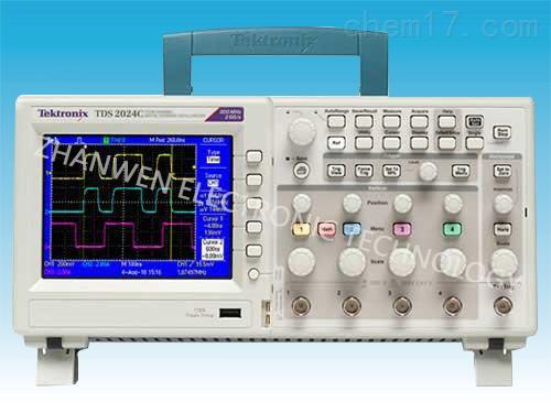 泰克数字存储示波器TDS2000C系列