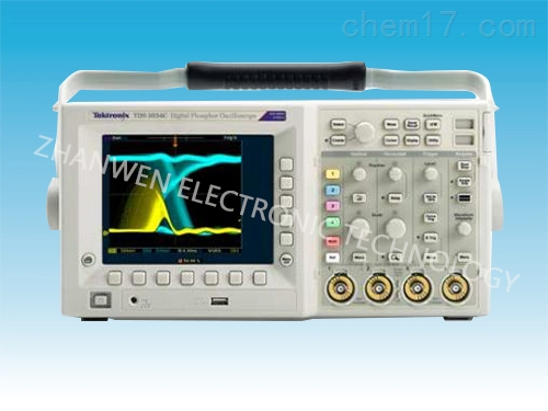 泰克数字荧光示波器TDS3000C系列