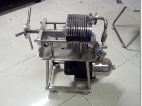 板框式压滤机实验装置