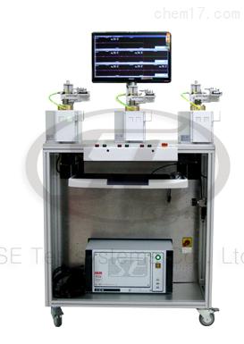 伺服系統全自動三轉軸扭力試驗機