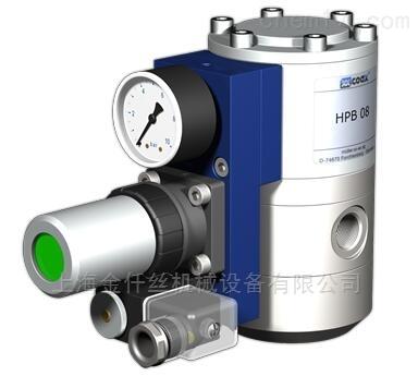 现货进口德国COAX压力控制阀HPB 08类型