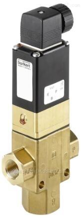 BURKERT2位3通活塞电磁阀0344类型优惠特价