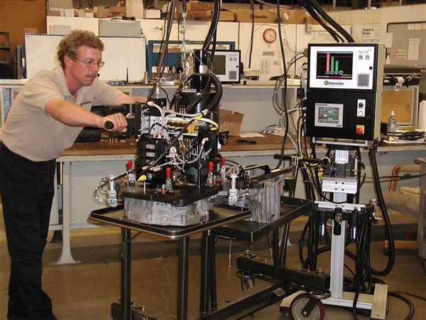 汽车零部件测量变速箱齿轮装配测量