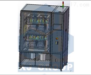 MSK-131-SM 方形电池负压化成机