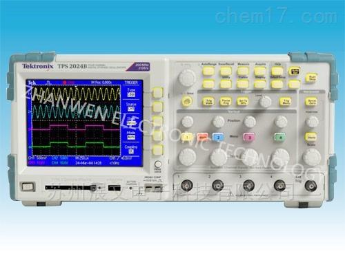泰克数字存储示波器TPS2000B系列