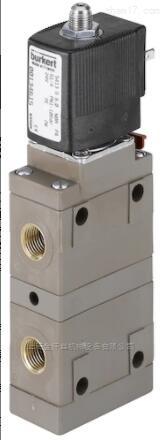 德国BURKERT2位4通电磁阀类型5413特价