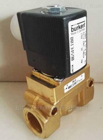 德国BURKERT宝德两位三通电磁阀工作原理