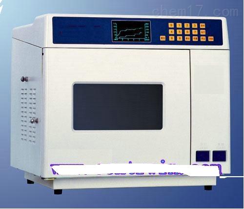 自动变频温压双控微波消解仪