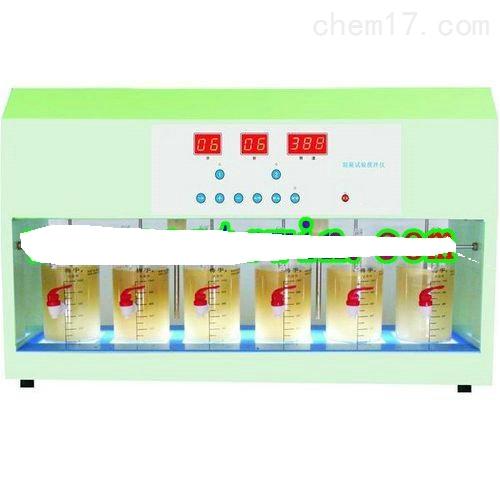 ZH8426六联混凝试验搅拌器