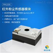 红外粉尘传感器模块 PM1006