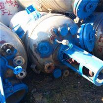现金回收二手5吨不锈钢反应釜