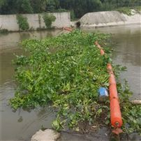 FT20100江蘇内湖分界塑料浮體 河道攔污浮桶