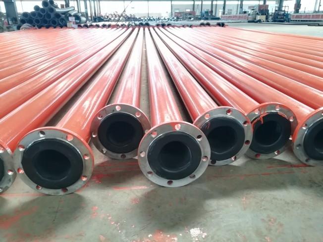 钢衬超高分子聚乙烯管