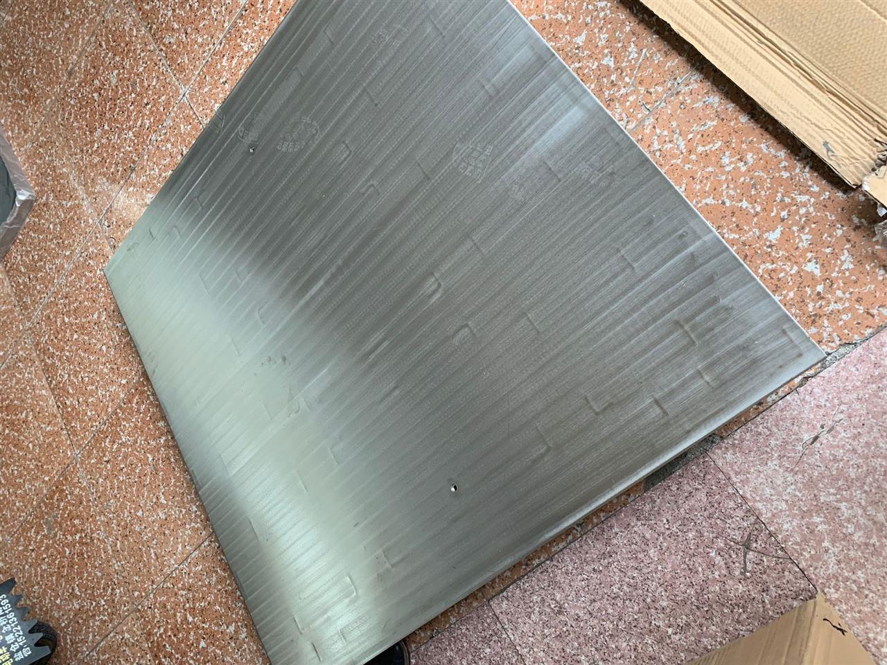 食品厂用防生锈不锈钢电子秤供应