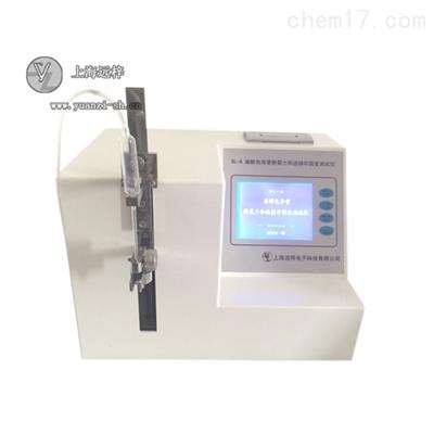 YL2006-A一次性静脉留置针导管拉力测试仪*