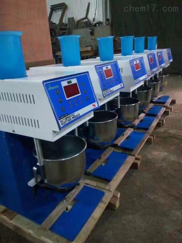 专业生产新标准水泥胶砂搅拌机