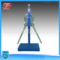 TD-6046塑料管彎曲試驗機
