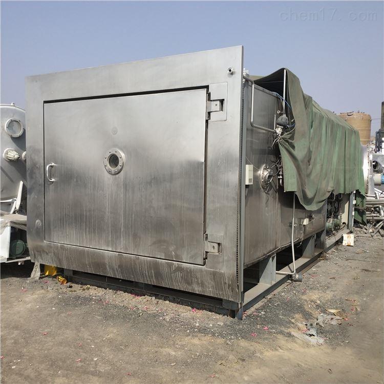 长期出售二手12平方东富龙真空冷冻干燥机