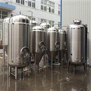 长期出售二手啤酒发酵罐