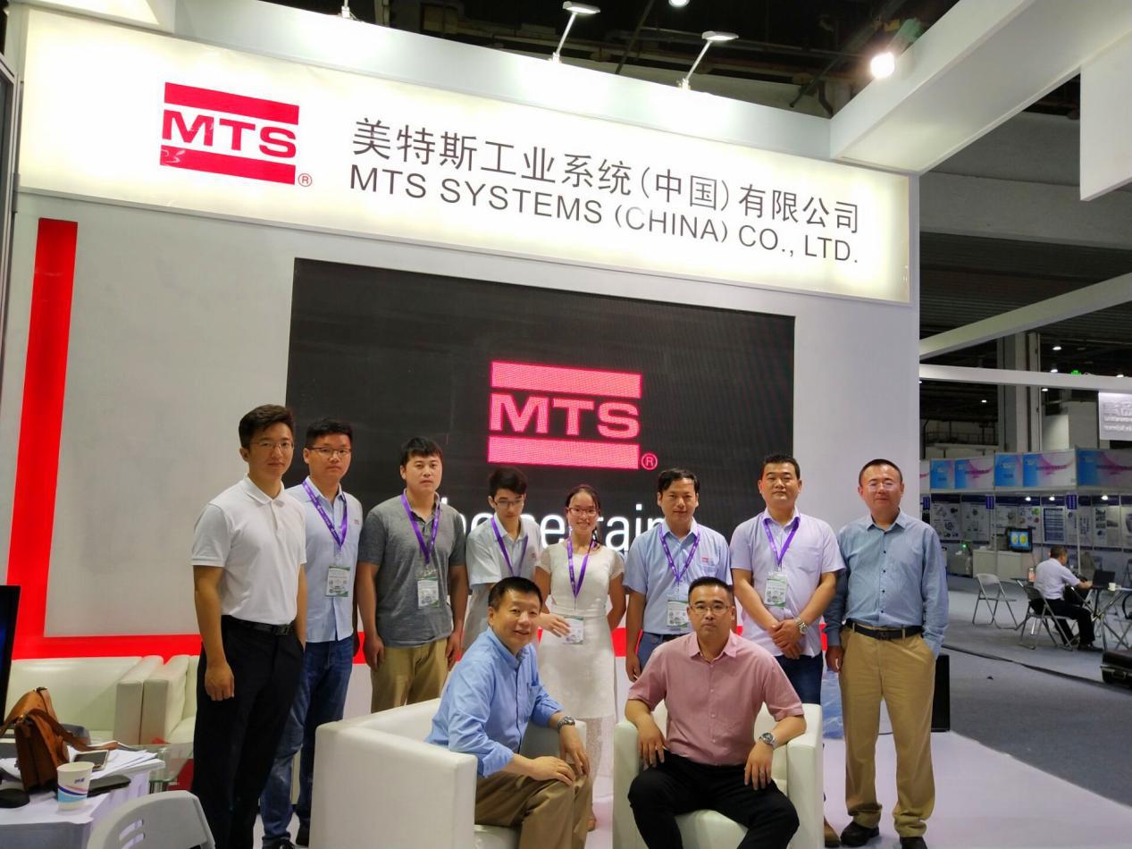MTS旗舰产品助力第十届SAMPE超轻复合材料桥梁/机翼学生竞赛
