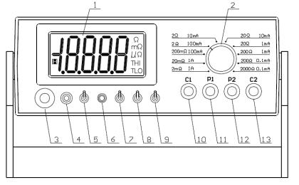 平衡指示电路图