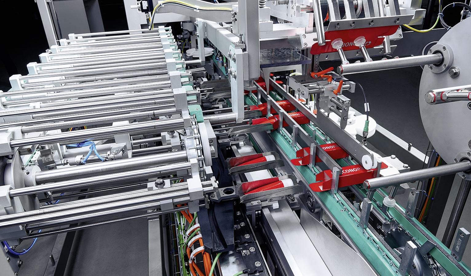 费斯托气缸系统工业流水线快速完美
