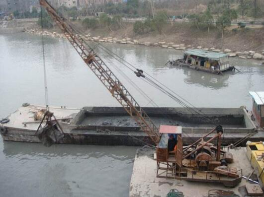 亳州河道清理公司带水清淤_河道清理-江苏海龙水下