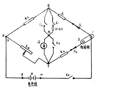 浅谈qj36单双臂两用直流电桥电桥性能技术参数