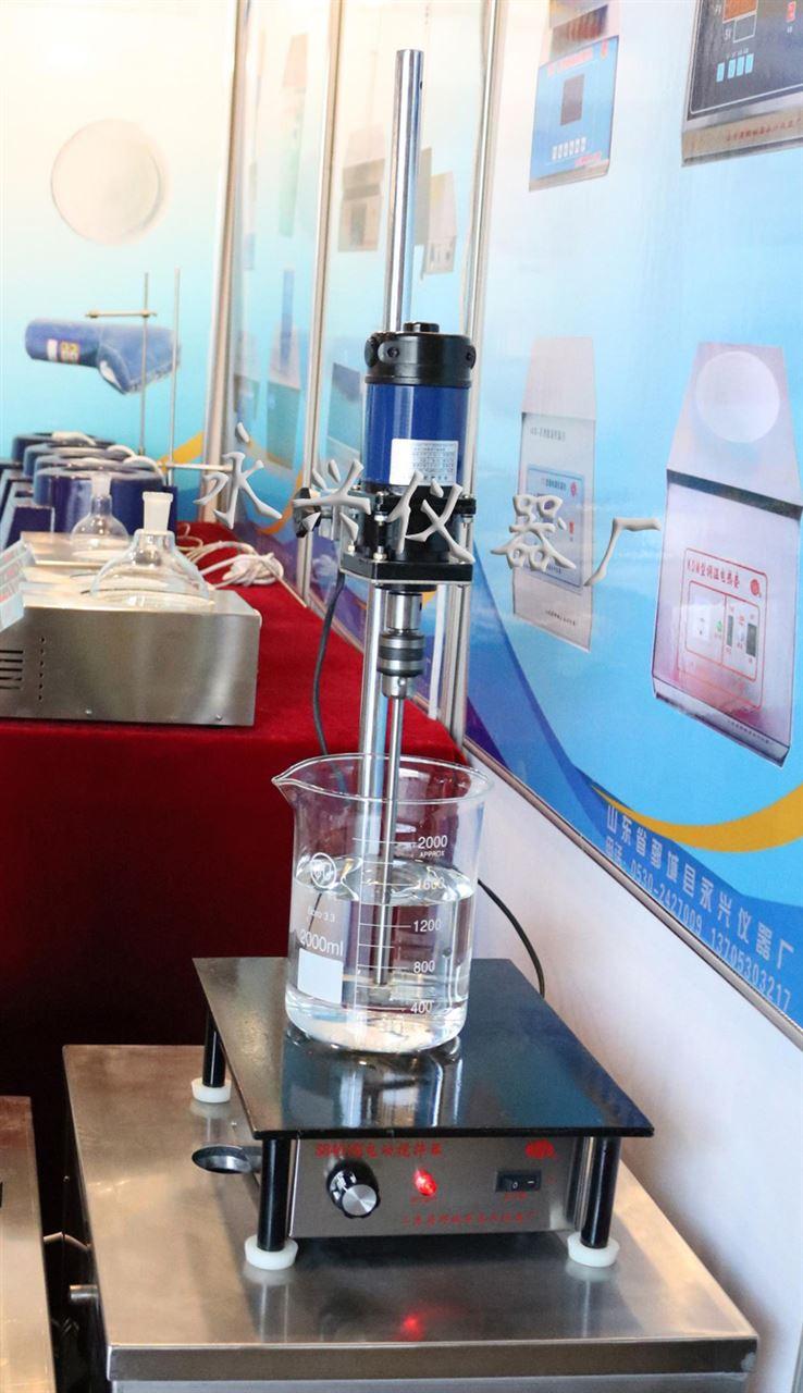 YXMD-IV型强力模拟电动搅拌器