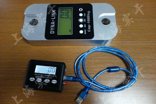 SGLD大屏幕無線測拉力計