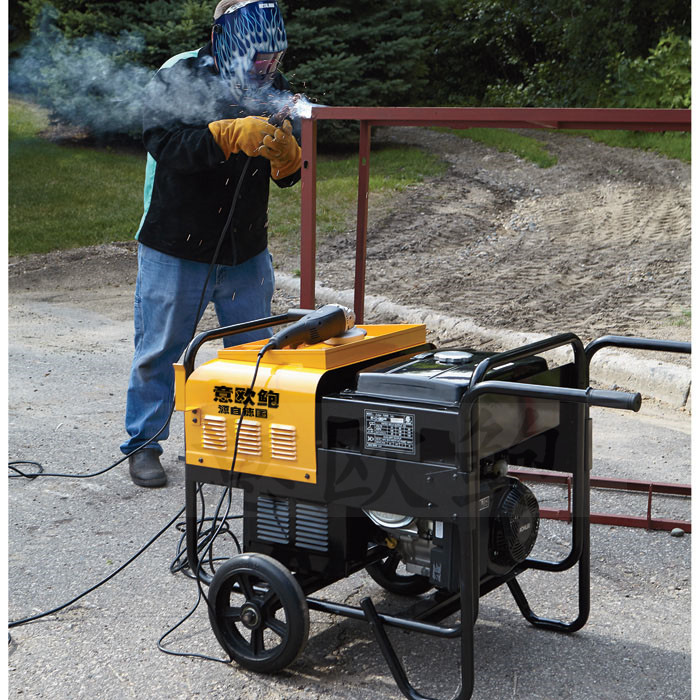 280a柴油发电电焊机uopbo意欧鲍