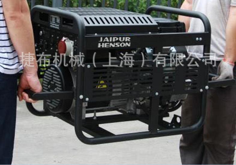 上海山东15kw双缸汽油发电机报价