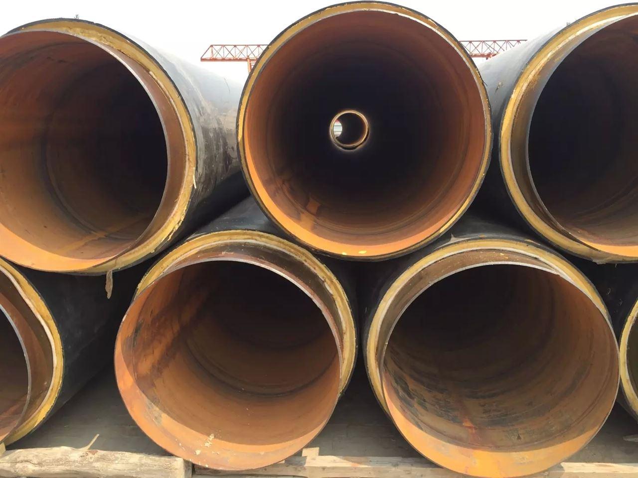 聚氨酯直埋保温管生产厂家